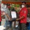 TSR PMI salurkan bantuan Masyarakat Jakpus Untuk korban Kebakaran Penjaringan Jakut